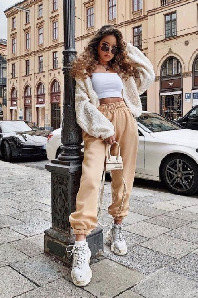 If you follow the latest trends, you know how popular jogger pants outfits are.