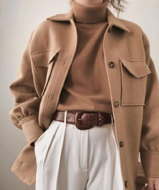 Tonal outfits are a great way to look fashionable without trying too hard. Brown tones can also work with neutral …