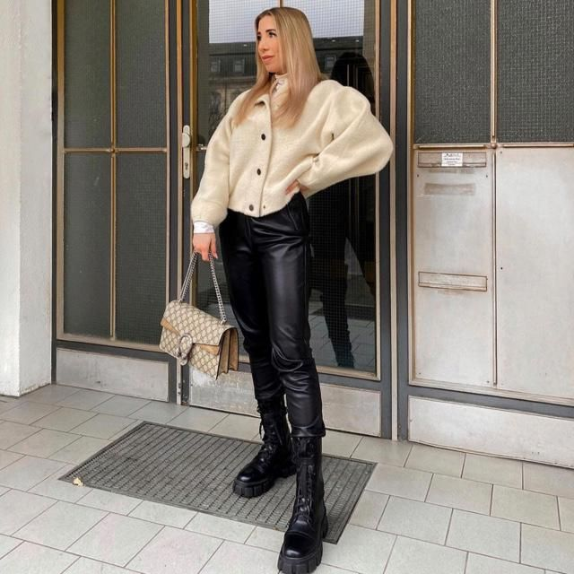 Fur coat is soft and luxury in my opinion
