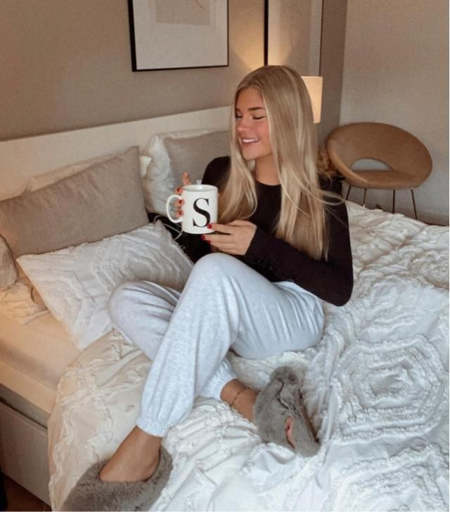 Morning coffee is needed every morning in bed