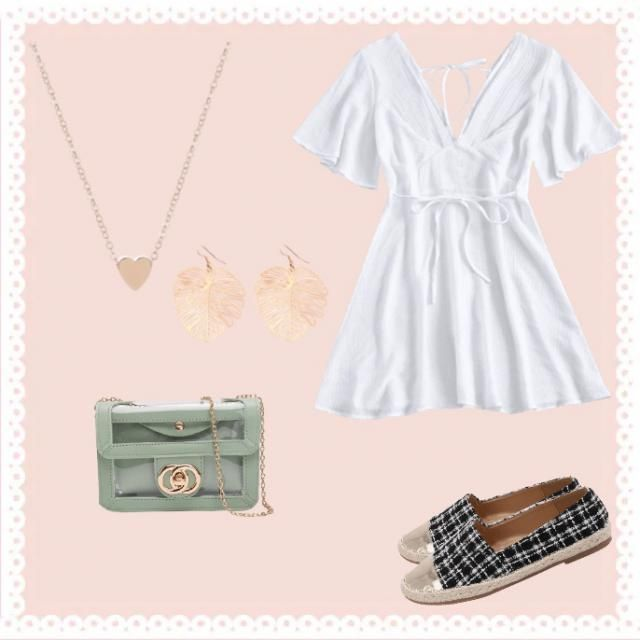 This is summer look evening