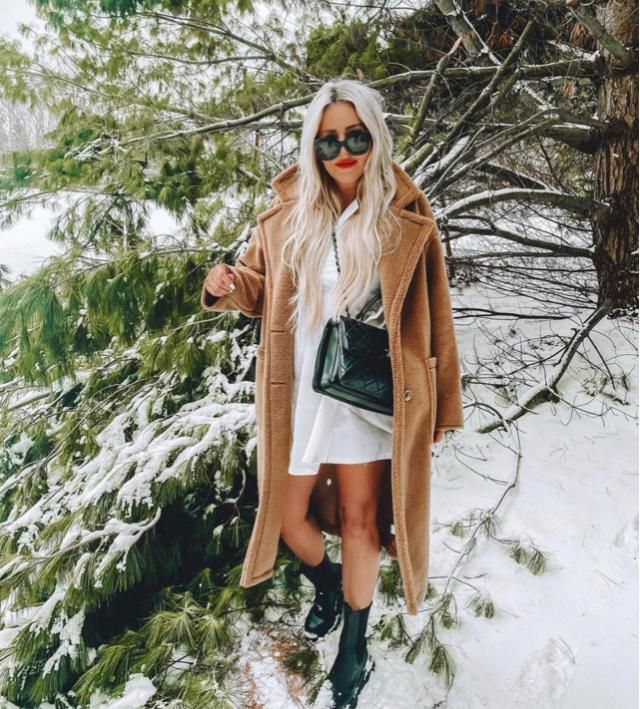 Let's go on adventures with this cute coat