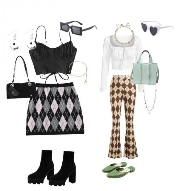 #             Today's outfits    #