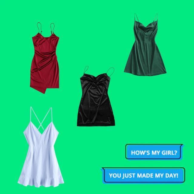 Cute little party dresses