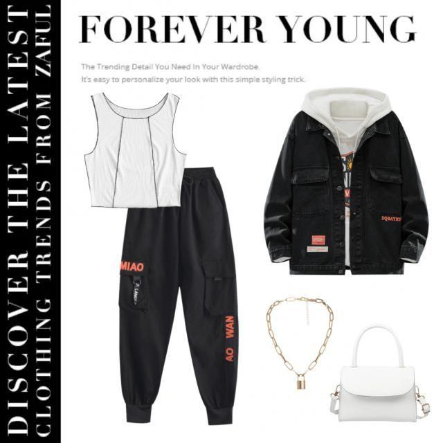 Street wear style