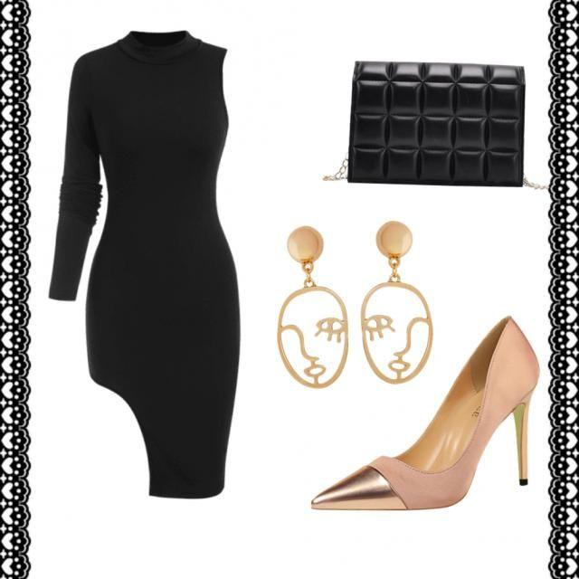 outfit super elegante y hermoso!