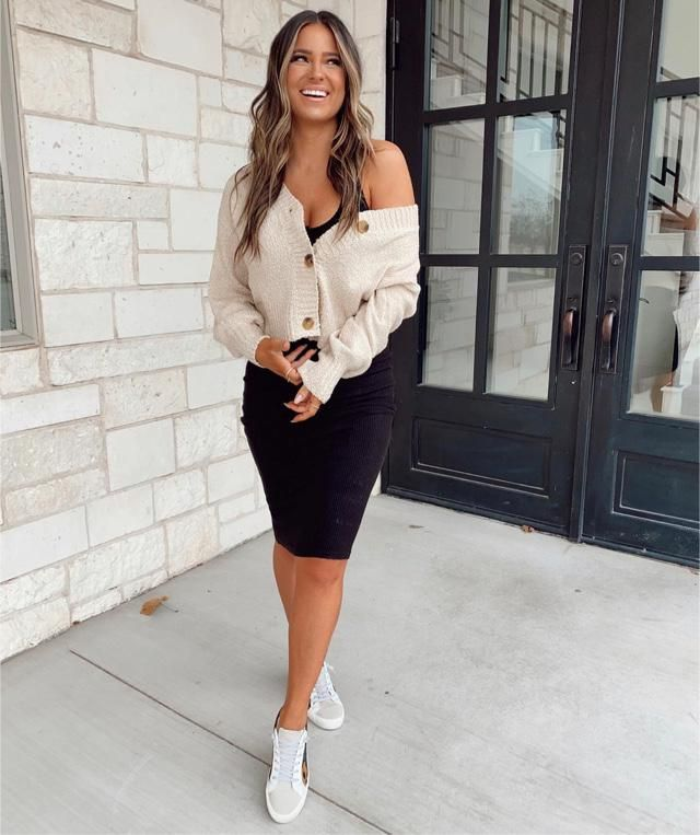 Button cardigan issa trend, what do you think?