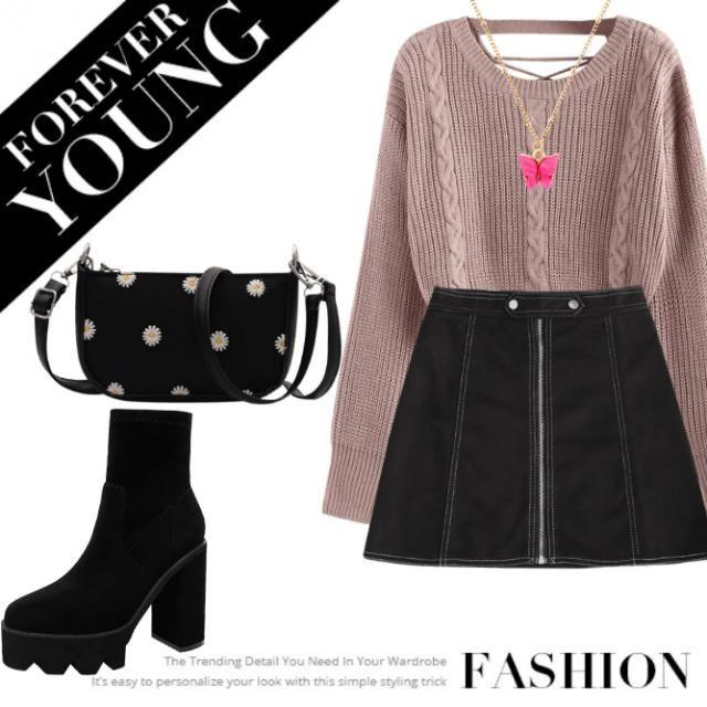 Everyday and stylish