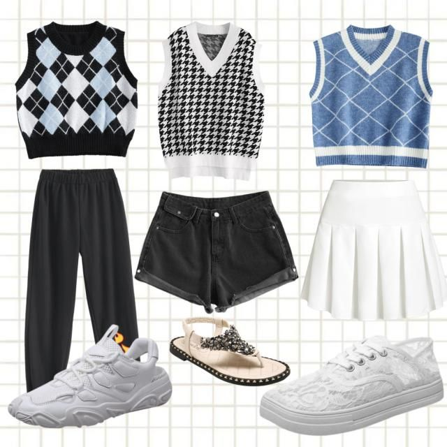 trio outfit