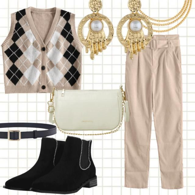 classy comfy and cute  aesthetic