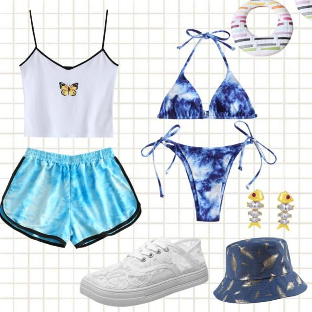 beach day outfit