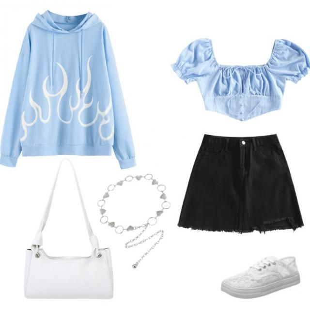 Here's a cute a comfy outfit