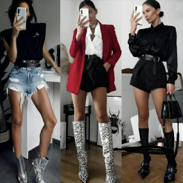 which outfit is your favorite 1, 2 or 3?