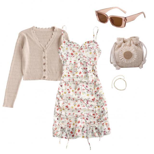 FLOWER DRESSES 2021