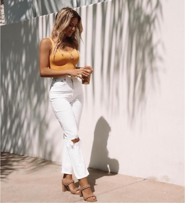 Yellow top is superior! and you must have it for spring