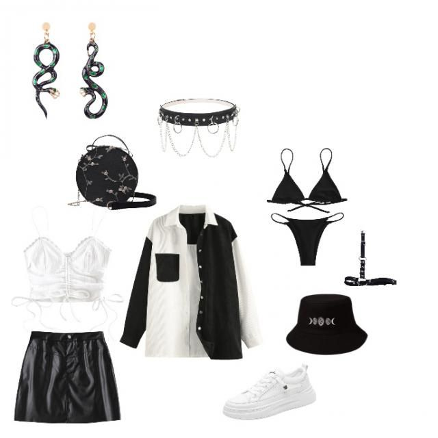 Cute and sexy summer fit
