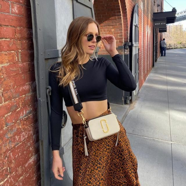 Leopard skirt is adorable and sweet looking, what do you think?