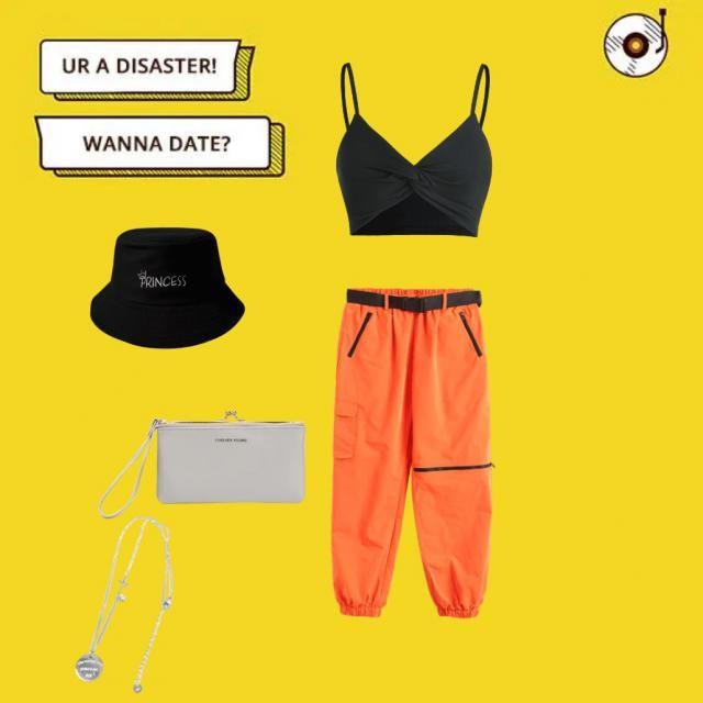 Un outfits que puedes combinar con otra pieza.