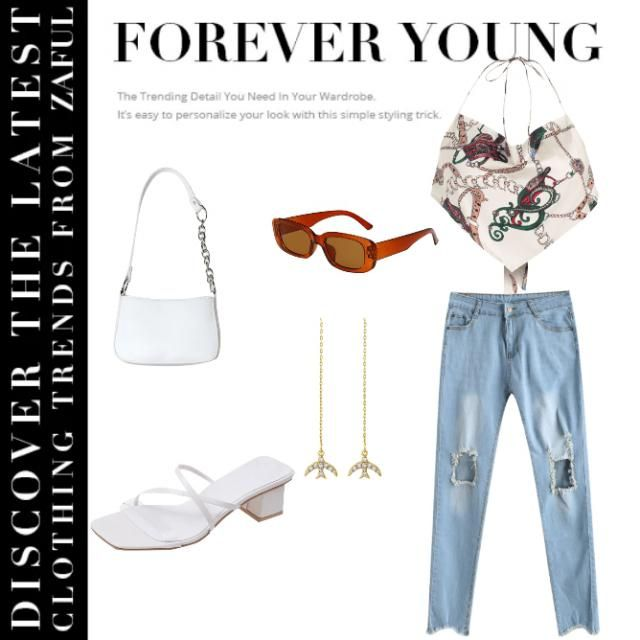 This outfit is for a casual lunch date/mall date with your girls or boyfriend or girlfriend and can either be dressed u…