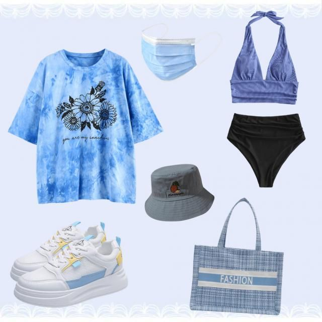💙summer outfit💙