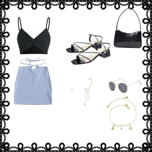 outfit ideas 💙