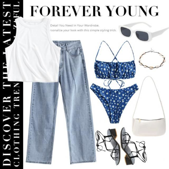 blue and white give absolute summer vibes, a must for summer! these colours will make you pop and make every head t…