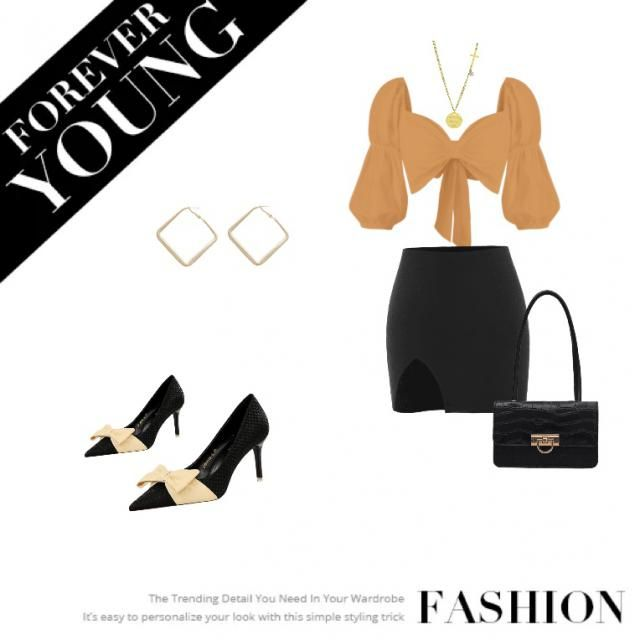 This outfit serves multiple purposes. Business formal, girls night, maybe even a second date. If your going to go out..…