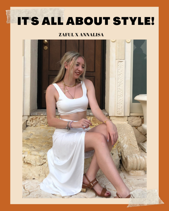 IT&;S ALL ABOUT STYLE! ZAFUL X Annalisa Check our new Lookbook and comment below with your fav look!