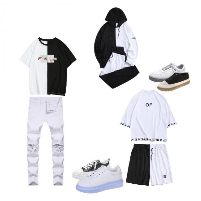 white and blackkkk