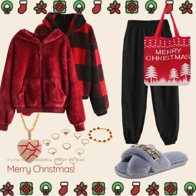 Ho Ho Ho! Let&;s have a comfy and cozy Christmas ❤🙈