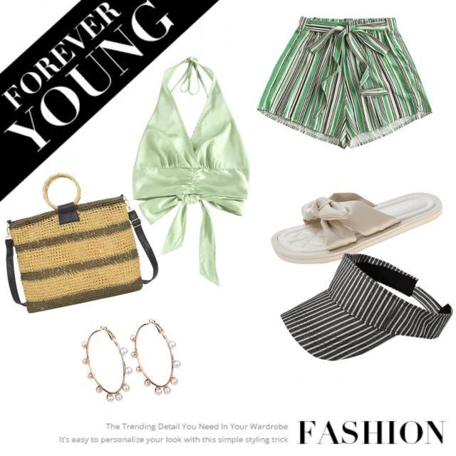 Beach Summer Outfit_