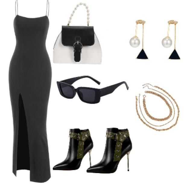 Let's go on a date - Simple outfit