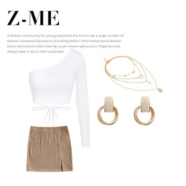 this outfit would be perfect for a date night with your love !