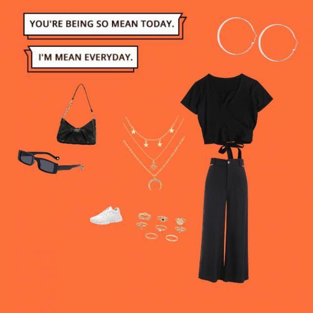 my fashion  🥀💀